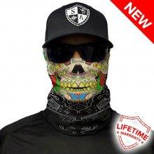 SA multifunkční šátek Calavera Skull 95cb11e5de