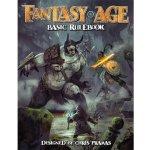 Hra na hrdiny Fantasy Age: Basic rulebook