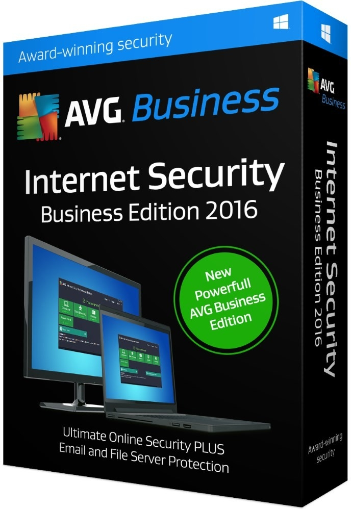 antivirus avg business edition