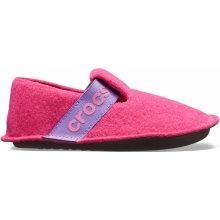 c0b4efc02d6 Crocs Papuče Dětské CLASSIC SLIPPER K Růžová