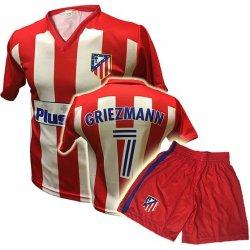a82b813fb Sp Fotbalový dres Atletico Madrid Griezmann 16/17 Číslo na prsa ...