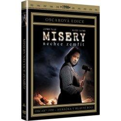 Misery nechce zemřít DVD