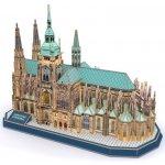 HM Studio 3D Puzzle Chrám Sv. Víta