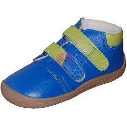 Dětská bota Beda boty zimní Barefoot Marcus 7eb6708911