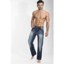 JSM standard fit pánské jeansy modré