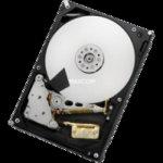 HITACHI Ultrastar 7K4000 4TB, 7200rpm, SATA, 64MB, HUS724040ALE640