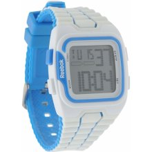 Reebok Workout SZ1 Watch White/Blue