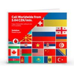 Predplacena Sim Karta Vodafone Do Sveta Alternativy Heureka Cz