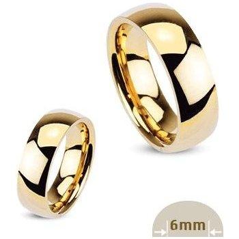 Ocelový prsten Spikes 002-6