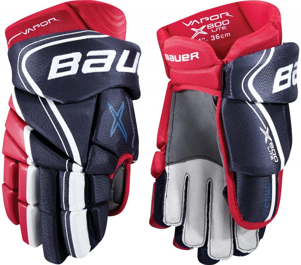 Příslušenství k Hokejové rukavice Bauer vapor x800 lite s18 sr - Heureka.cz a3d621d9db