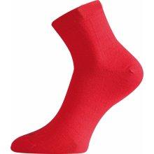e961066559e Lasting WAS 388 červené ponožky z merino vlny