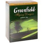 Greenfield Flying Dragon zelený čaj papír 100 g