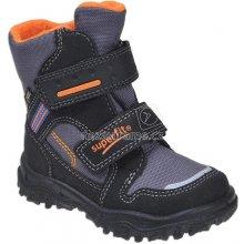 Superfit 1-00044-03 zimní boty HUSKY černá
