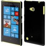 Pouzdro Coby Exclusive Nokia 720 Lumia černé