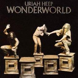 Uriah Heep Wonderworld Lp Od 454 Kc Heureka Cz