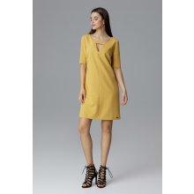 674094efaeb4 Dámské šaty žlutá skladem - Heureka.cz