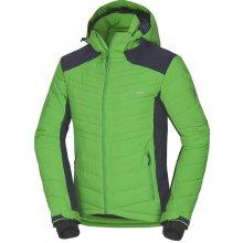 3210be9ed Northfinder pánská lyžařská bunda Franco zelená