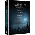 Twilight sága - kompletní kolekce DVD