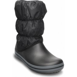984bbc3167dd3 Dámská obuv Crocs Winter Puff Boot Women Black Charcoal