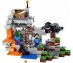 Lego Minecraft  Jeskyně