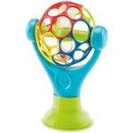 Bright Starts OBALL Hračka GRIP & PLAY™ Modrá
