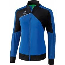 Erima Premium One 2.0 bunda černá modrá