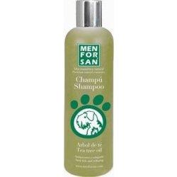 Menforsan Přírodní šampon proti svědění s výtažky oleje z Tea Tree 300ml