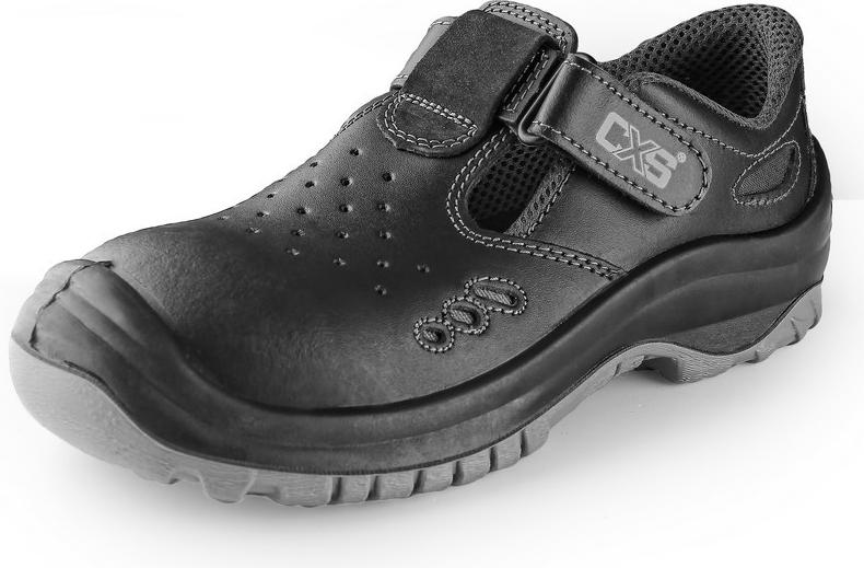 Sandál s ocelovou špicí SAFETY STEEL IRON S1 od 532 Kč - Heureka.cz 2d79f843a7