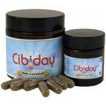 CBD kapsle čistého prášku 7% Cibiday 10 ks