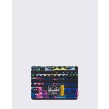 Herschel Peněženka Supply Charlie RFID Zig Zag Blue/Green
