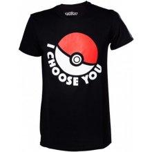 Tričko Pokémon I Choose You