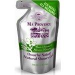 Ma Provence BIO sprchový gel Mandle náhradní náplň 250 ml