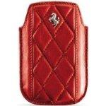 Pouzdro Ferrari Maranello iPhone červené