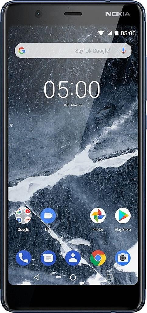 Nokia 5.1 Single SIM na Heureka.cz