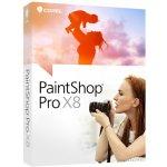 Corel PaintShop Pro X8 ML PSPX8MLMBEU