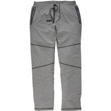 Speciální joggingové kalhoty Men Plus šedá melanž/černé
