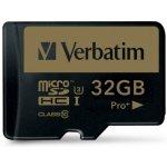 Verbatim PRO+ microSDHC 32GB UHS U3 Class 10 44033