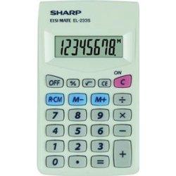 Sharp EL 233 S