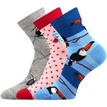 Boma dámské ponožky Xantipa mix 41 - 3 páry