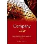 Company Law 9/e Core Texts Series Paperbac... Alan Dignam, John Lowry