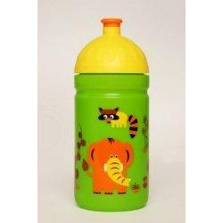Zdravá lahev Zvířátka 500ml