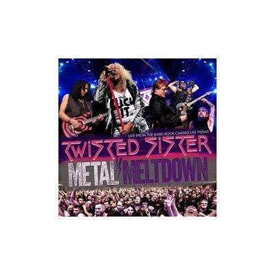 Twisted Sister - Metal Meltdown / BRD+DVD+CD / Digipack [Blu-Ray]
