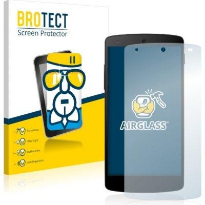 AirGlass Premium Glass Screen Protector Google Nexus 5