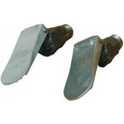 Napájecí ventil pro napáječky komplet mosazný kolík hliníkový jazyk
