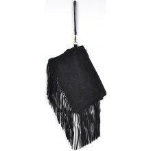 kabelka z pravé broušené kůže 81 Black