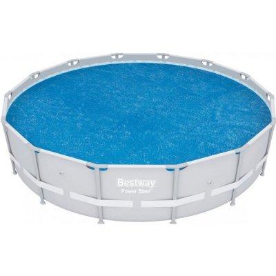Bestway 58252 solární plachta 4,17 m na bazén 4,27 m / 4,57 m