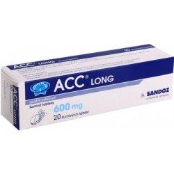 Acc Long por.tbl.eff. 20 x 600 mg