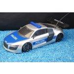 Dickie RC auto Highway Patrol Audi R8 RtR 1:16