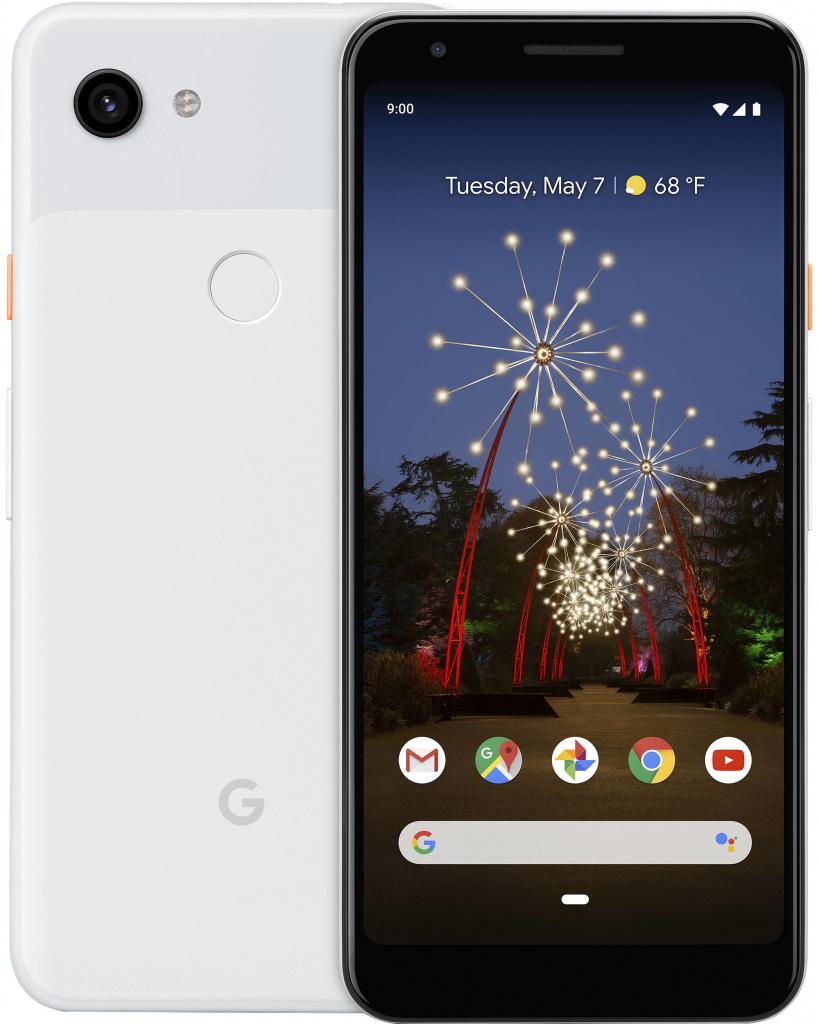 Google Pixel 3a 4GB/64GB na Heureka.cz