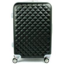 Lorenbag suitcase 2028 kufr malý 39x23x56 cm černá